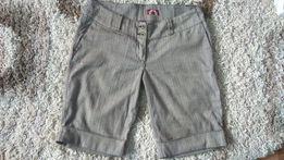 spodnie spodenki damskie do kolana r. L
