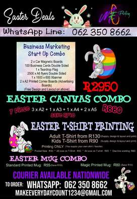 Canvas Printing- Ready to Hang, Personalized printing and Photography