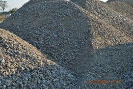 Sprzedaż Kruszywa drogowego, tłuczeń piasek żwir transport 26t 10 t