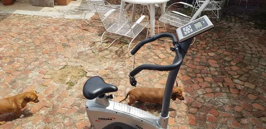 Fitness bicycle 0