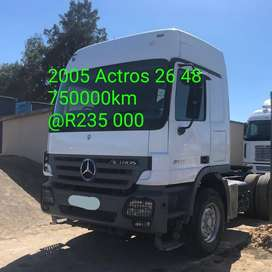 2005 Actros 26 48