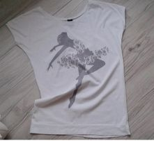 Bluzka z baletnicą