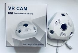 IP видеокамера 1.3 Мп 360 градусов WiFi