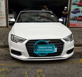 Audi A3 2.0 TFSi Auto DSG 2018 for SELL