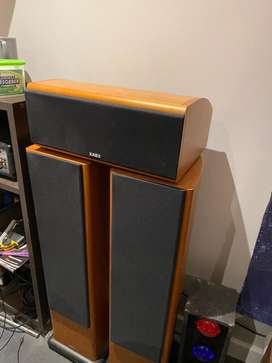 Acoustic Energy 3 speaker set