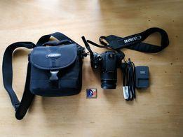 Canon 350D + объектив Canon ef 28-80 хороший комплект!