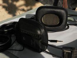 Кожаные амбушюры для наушников ТДС