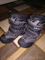 Зимние ботинки 31 размер