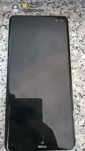 Samsung S10 still new only used for two weeks