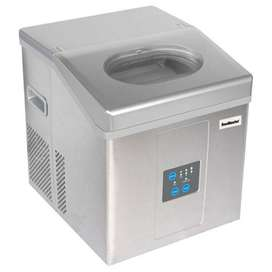 Ice machines SnoMaster 15kg Counter Top Ice Maker Stainless Steel