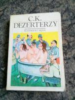 książka ck dezerterzy k. sejda