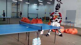 Теннисные столы на прокат