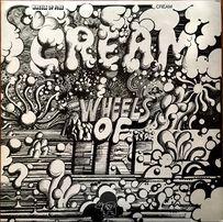 Cream – Wheels Of Fire 1977, US (пластинка, диск, винил)