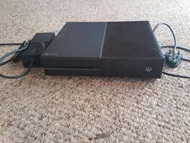 Xbox one, very good condition