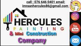 Hercules painting and mini constructions ncall