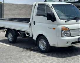 Large truck for hire