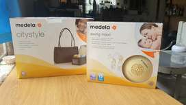 Medela Double Electric Pump with Cooler bag
