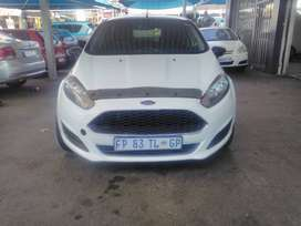 FORD FIESTA 1.4 MANUAL