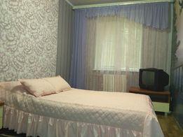 2к кв посуточно,уютно как дома,пр. Богдана Хмельниц.в 10 мин от центра