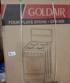 Goldair 4 Plate Stove GFS-600