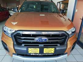 2020 Ford Ranger 2.0D Bi-Turbo Wildtrak 4x4 Double cap