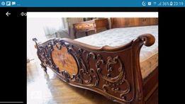 Деревянная резная спальня-гарнитур