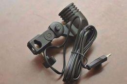 Держатель патронной вспышки Е27 и зонта одинарный Mircopro LH-003 для
