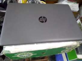 New hp laptop