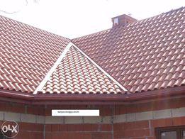 Dachówka Ceramiczna Staroklasztorna - każda ilość