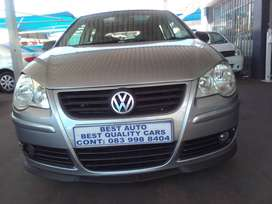 2006 VW Polo 2.0 Engine Capacity with Manuel Transmission,