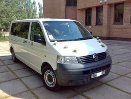 Пассажирские перевозки, Аренда авто на свадьбу и другие мероприятия