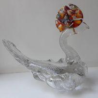 Статуэтка хрустальная птица