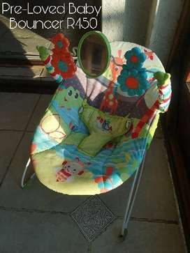 Pre-Loved Baby Bouncer