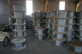 Steel wire rope / cable