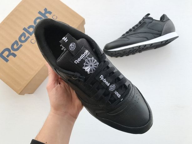 Кроссовки Reebok Classic Leather Iconic Taping BS6210 оригинал Ивано-Франковск - изображение 6