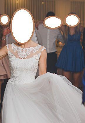 piękna biała suknia ślubna Elizabeth Passion Władysławowo - image 2
