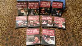 Formula 1 dvd's for sale