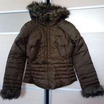 Продам женский пуховик-куртка, размер S