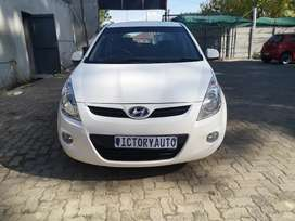 2011 Hyundai 1.6 i20Hatchback ( FWD ) cars for sale in South Africa