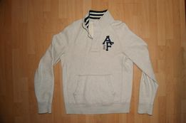Oryginalna ciepła gruba bluza Abercrombie & Fitch XL A&F Muscle Fit