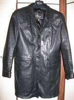 Шкіряний піджак-куртка жіночий