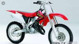 Looking for honda cr 125