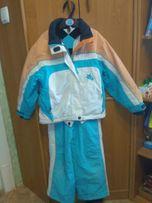 Продам фирменный лыжный костюм Alive(куртка и брюки), рост 116