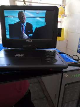 DVD player brand is Teac remote control