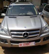 Image of Mercedes Benz GL 320 CDI