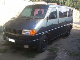 VW Caravelle 2.4 D 8 мест ЗАВОДСКОЙ пассажир