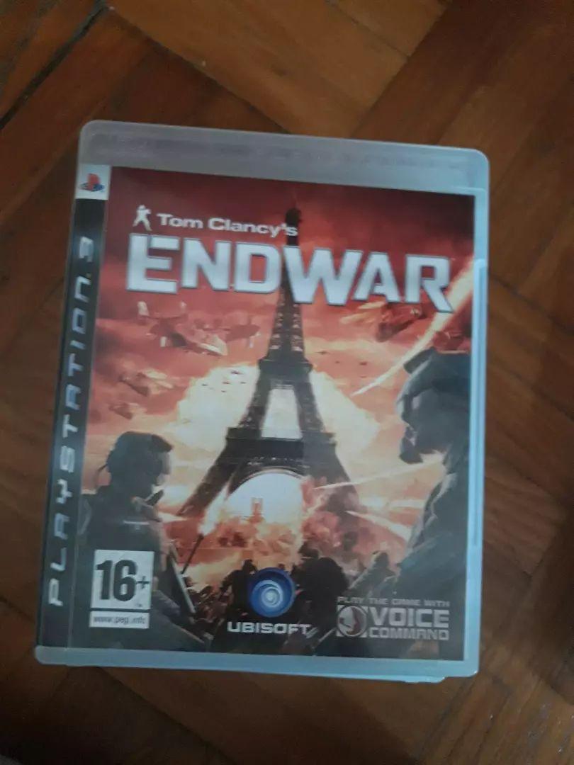 Endwar ps3 0