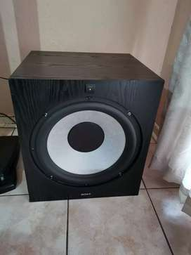 "Sony 15"" subwoofer"