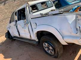 2015 Toyota Hilux Double Cab 3.0 Now Stripping For Spares