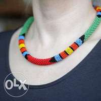 African Necklaces 0